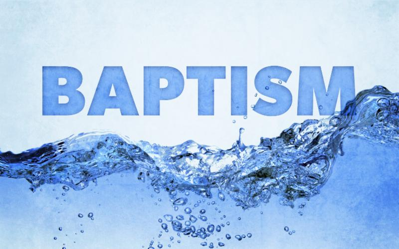Can one get baptized without joining any church?
