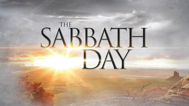 When does the Sabbath Day actually begin and end?
