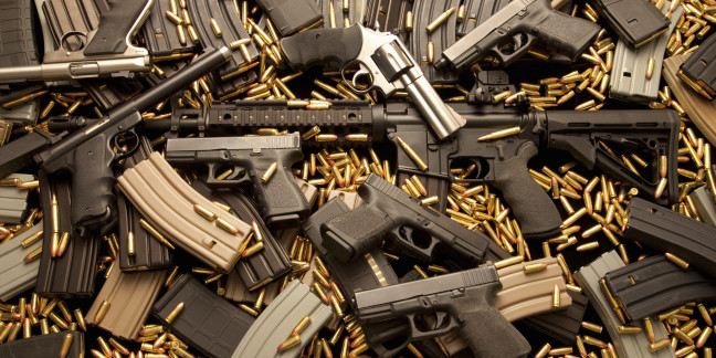 If it became law to turn in our guns, would the Church support that law?