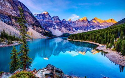 Will the Rocky Mountains be the safest place to live in the future?