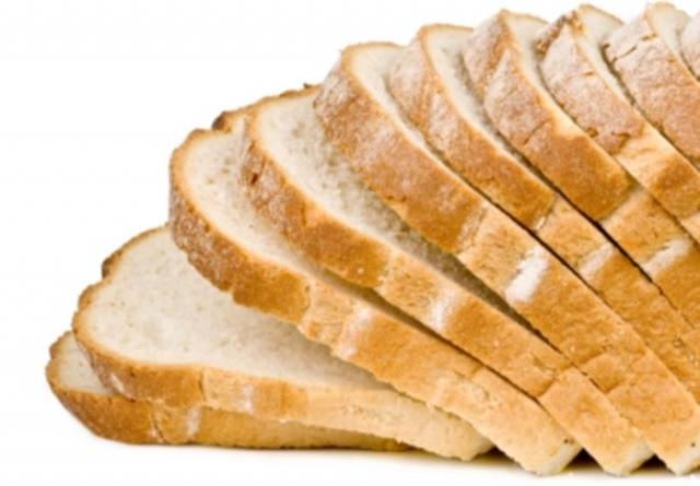 Why does bread represent the body of Christ?