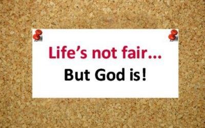 Why isn't God fair?