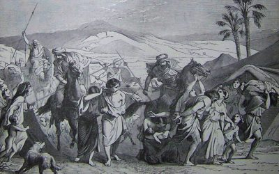 Why did Moses order the killing of women and children?