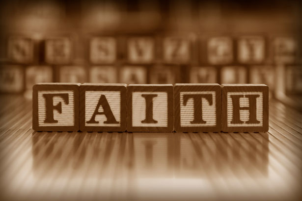 Does God have faith in us?
