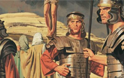 Did the Roman soldiers who crucified Christ commit sin?