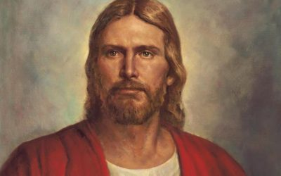 Why do artists portray Christ as white skinned?