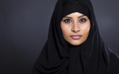 Is it okay to refuse to wear a hijab when attending a Muslim event?