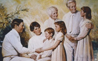 What will an unsealed family look like in the afterlife?