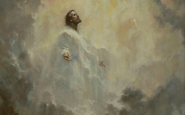 did jesus ascend to heaven?