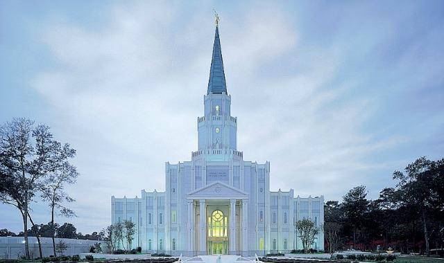 How do I explain temple work for the dead?