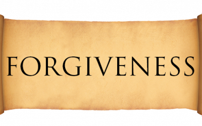 How far do I carry forgiveness?