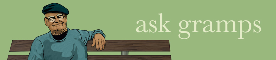 Ask Gramps - Q and A about Mormon Doctrine