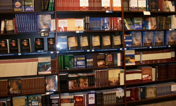 Are General Authorities practicing priestcraft profiting from book sales?