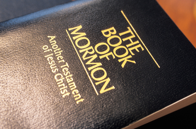 Why in the Book of Mormon is Jesus Christ and the Father always described as the same person?