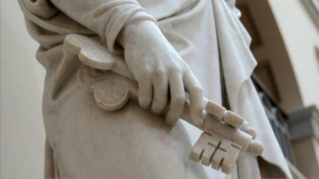 If John held keys, why didn't he keep the Church running?