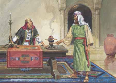 Did Laban update the records he had in his possession before Nephi and his brothers took them?