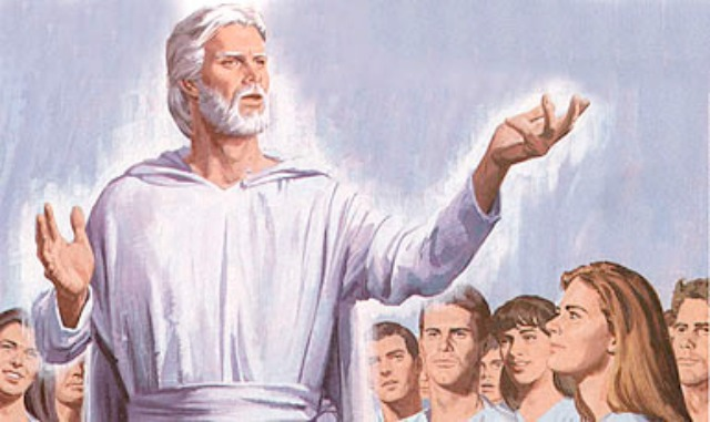 Does our Heavenly Father have a father?