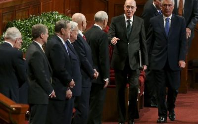 How are the Apostles of the Mormon Church any different from any other preacher?