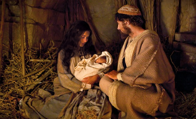 Was Jesus conceived sexually?