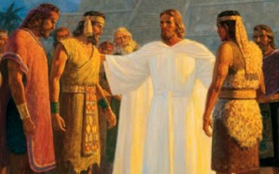 Why didn't the 12 disciples in the Americas write anything?
