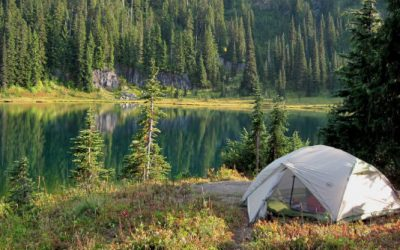 Is it okay to go camping with someone while dating?