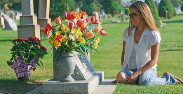 What can I do to stop my doubts and fears regarding death?