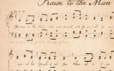 "Doesn't the hymn ""Praise to the Man"" show we worship Joseph Smith?"