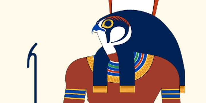 Why are there so many similarities between Jesus Christ and the Egyptian God Horus?