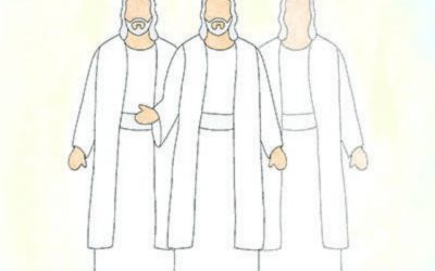 How can we justify to an investigator the trinity as three separate bodies?