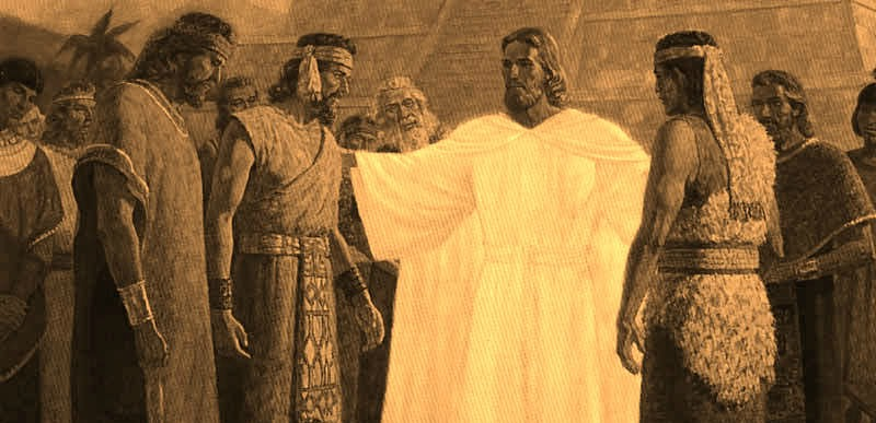 Can the 3 Nephites and John the Beloved come and go across the veil?