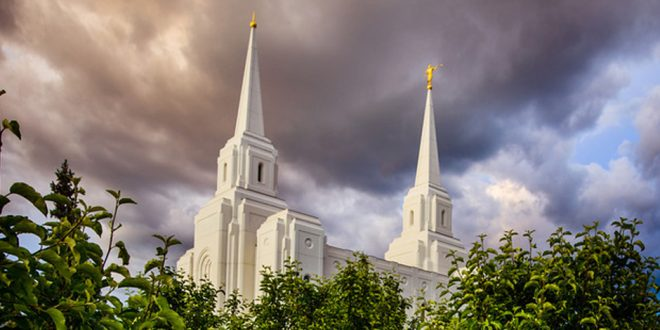If you attend the temple unworthily, what are the ramifications?