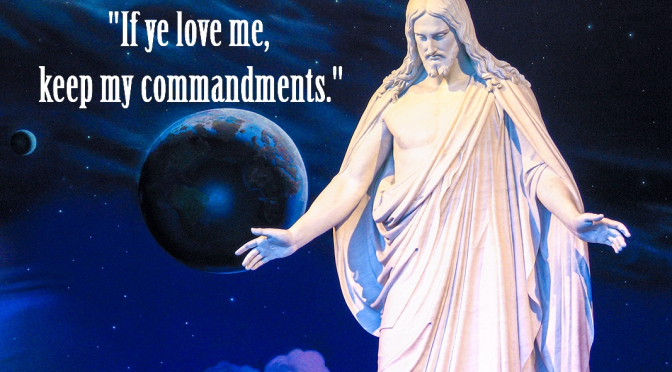 What is the advantage of being more diligent in keeping the commandments?