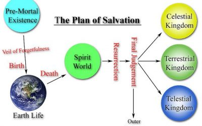 Who is the author of the Plan of Salvation?