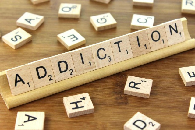 How can the Lord help someone overcome an addiction?