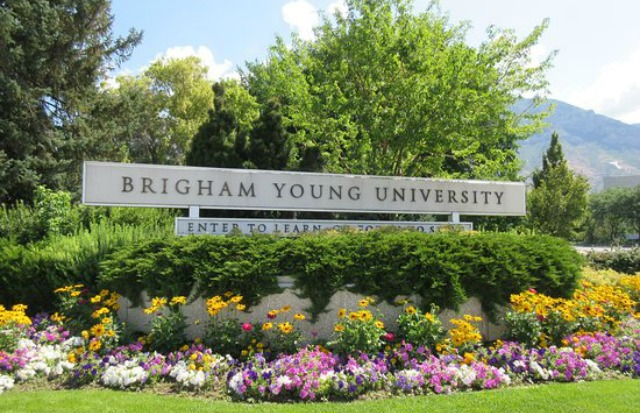Does Brigham Young University receive funding from tithing?