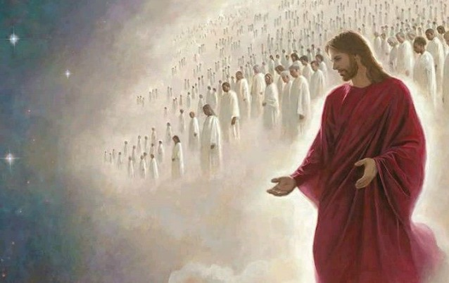 How will Christ appear when he returns?