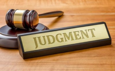 How many judgments are there?