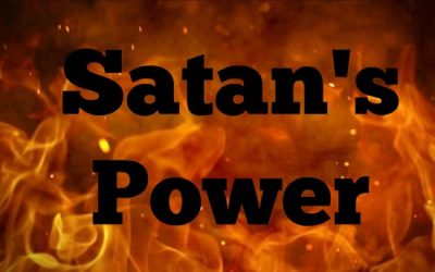 Why does Satan have so much power?