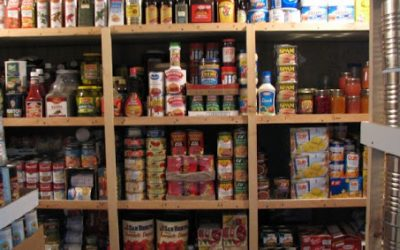 What is food storage for?