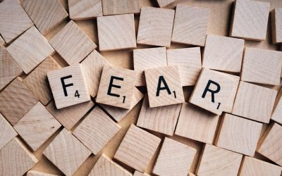 Is fear a sign of being unprepared?