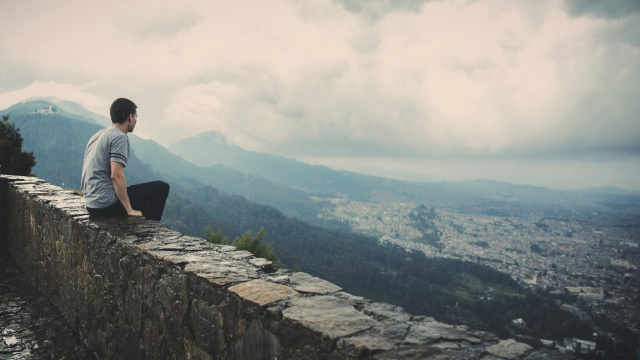 Does experiencing trials give God the power to bless us?