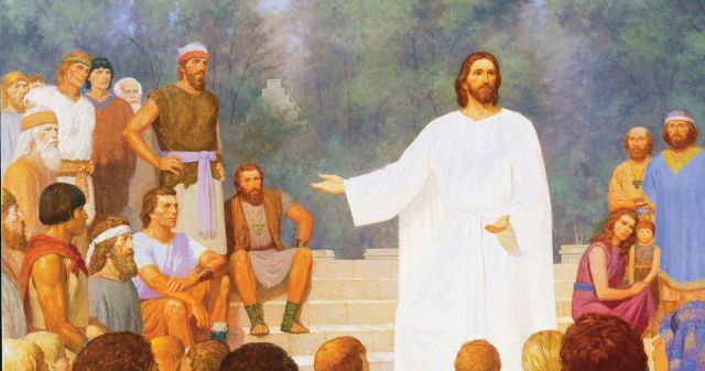 Didn't Nephi already have authority to baptize before Christ appeared to him?