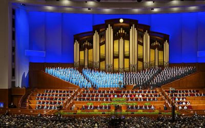 Are General Conference talks considered scripture for our day?