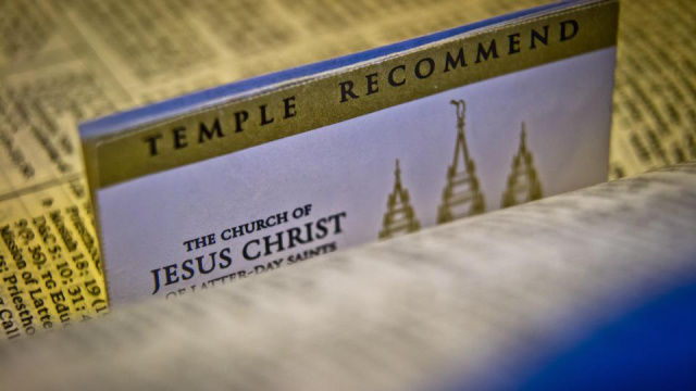 Should a Stake President stick to the temple recommend questions?