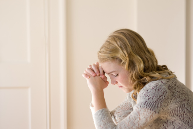 How can I make prayer more meaningful when I'm so tired?