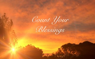 President Nelson talked about counting blessings and recounting problems.  Does that mean past too?