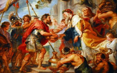 How was it possible for Melchizedek to exist without parents?