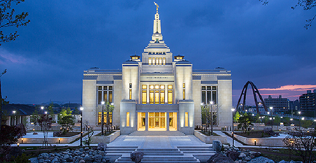 Is there any scriptural support for our temple ceremonies?