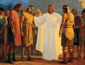 Mormon - 3 Nephites