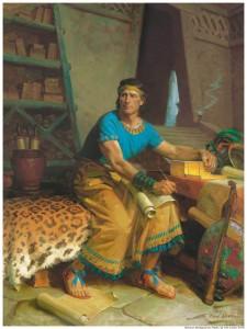 Mormon in Book of Mormon